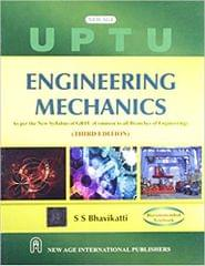 Engineering Mechanics: As per the new Syllabus of GBTU (Common to all Branches of Engineering)