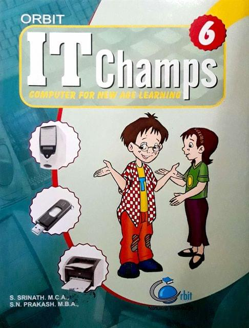 Orbit IT champs Computer for new learning 6