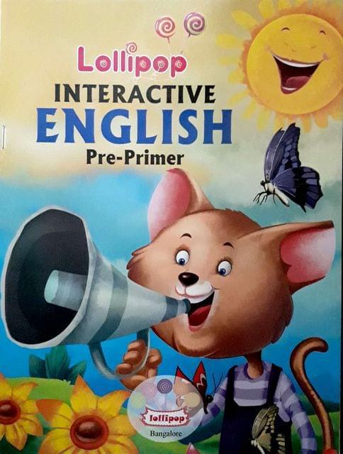 Lollipop interactive english pre-primer