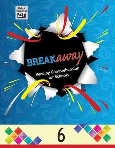 Breakaway Book 6 - Reading Comprehension for schools