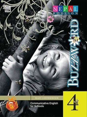 Buzzword Nepal Edition Main Coursebook 4