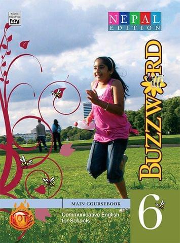Buzzword Nepal Edition Main Coursebook 6