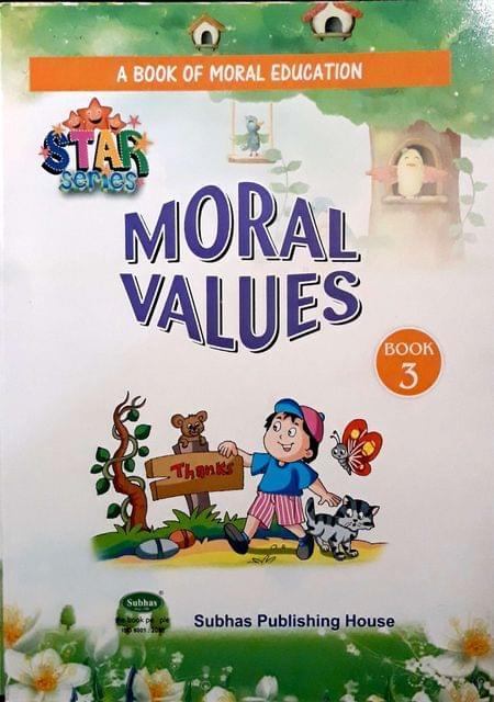 Model Values Book-3