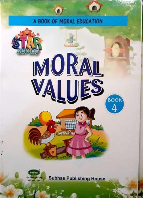 Model Values Book-4