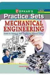 UPKAR PRAKASHAN PRACTICE SETS MECHANICAL ENGINEERING [USEFUL FOR RAILWAY & OTHER ENGINEERING (DIPLOMA) EXAMS.]