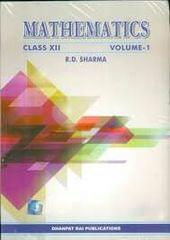 Mathematics Class - 12 (Set of 2 Volumes) 11th Edition