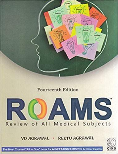 ROAMS  Review of All Medical Subjects