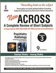 NEW ACROSS A COMPLETE REVIEW OF SHORT SUBJECTS VOL.3