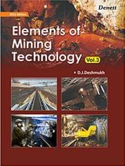 Elements of Mining Technology Vol. 3