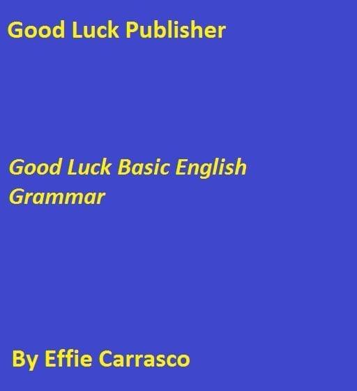Good Luck Basic English Grammar