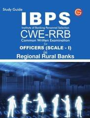 Study Guide IBPS Institute of Banking Personnel Selection CWE-RRB Common Written Examination for Officers (Scale - 1) in Regional Rural Banks