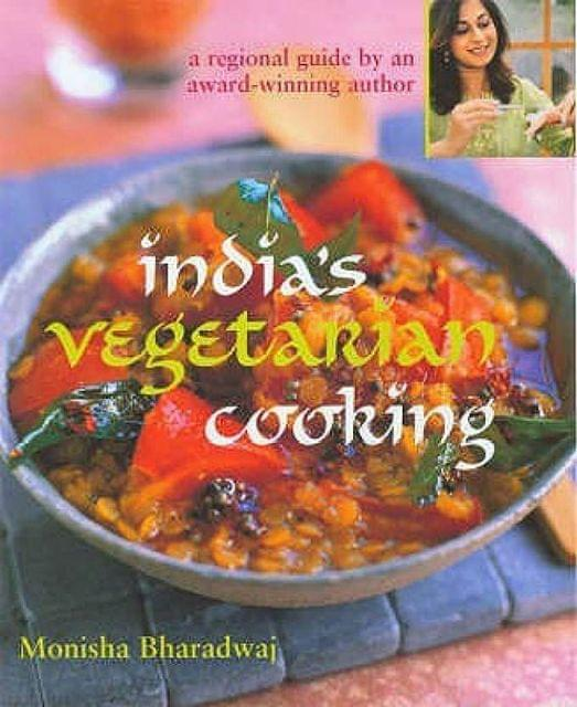 India's Vegetarian Cooking