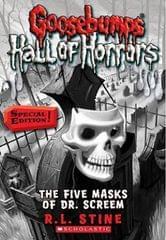 Five Masks of Dr. Screem