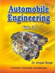 Automobile Engineering (Volume - 2) 12th Edition