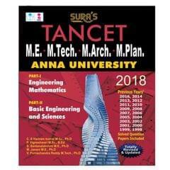 TANCET M.E., M.Tech., M.Arch., M.Plan Exam Books