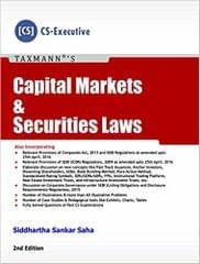 Capital Markets & Securities Laws (CS-Executive)