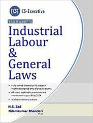 Industrial Labour and General Laws