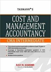 Cost and Management Accountancy (CMA - Intermediate)