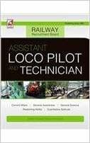 RRB Assistant Loco Pilot and Technician (English) 1st Edition