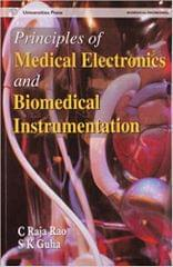 Principles of Medical Electronics and Biomedical Instrumentation