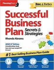 Successful Business Plan Book