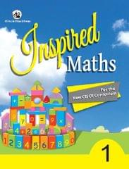 Inspired Maths for ICSE Schools-Class 1