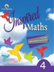 Inspired Maths for ICSE Schools-Class 4