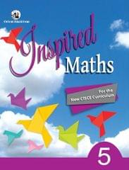 Inspired Maths for ICSE Schools-Class 5