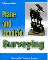 Plane and Geodetic Surveying