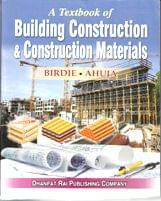 A Text Book of Building Construction and Construction (NEW EDITION)