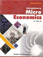 Introductory Micro Economics for Class 12 (For 2019 Examination)