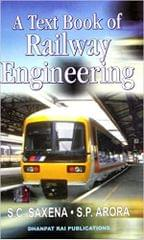 A Text Book Of Railway Engineering