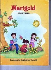 Marigold Textbook in English for Class - 3