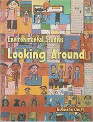 Looking Around - TextBook in Environmental Studies for Class - 4