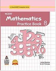 NCERT Mathematics Practice Book for Class 8 (2019 Exam)