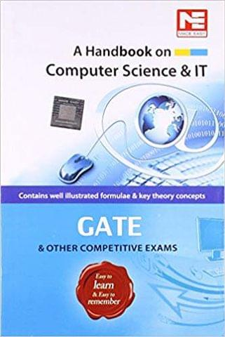 A Handbook on Computer Science & IT - Illustrated Formulae & Key Theory Concepts