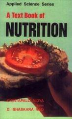 A Text Book of Nutrition : Applied Science 01 Edition