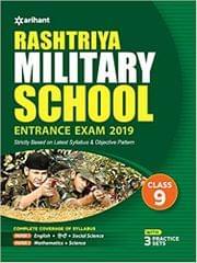 Rashtriya Military School Class 9th Guide 2019
