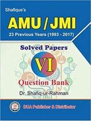Jamia Millia Islamia and AMU Aligarh Class VI Question paper