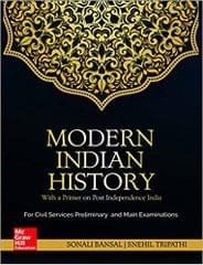 Modern Indian History: For Civil Services Preliminary and Main Examinations
