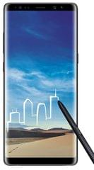 Samsung Galaxy Note 8 (Midnight Black, 6GB RAM, 64GB Storage) with Offers
