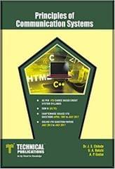 Principles of Communication Systems for VTU (SEM-IV EC/TC Course-2015)
