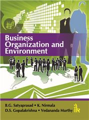 Business Organization and Environment