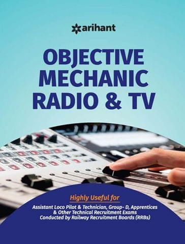 RRB Objective Mechanic Radio and TV 2018
