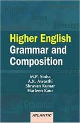 Higher English Grammar and Composition