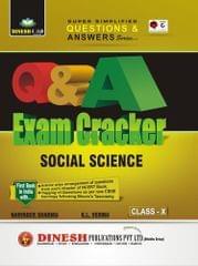 Q&A Exam Cracker Social Science (Class 10)
