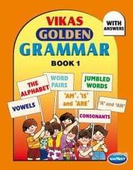 Vikas Golden Grammar Book 1