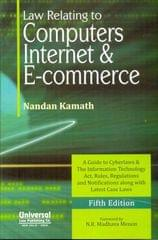 Law Relating to Computers, Internet and E-Commerce 5th Edition