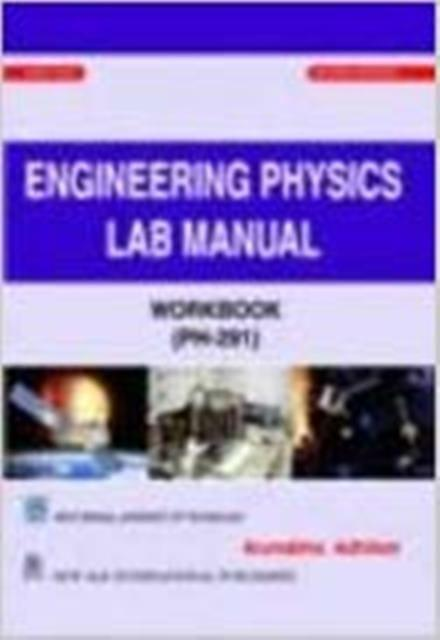Engineering Physics Lab Manual Workbook (PH291)