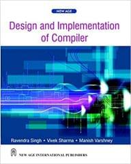 Design and Implementation of Compiler